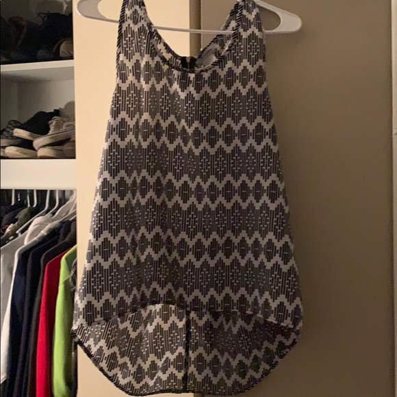 Body Central Tops - Dress tank top